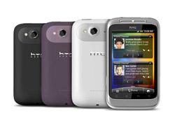 HTC Wildfire S - pozice na trhu